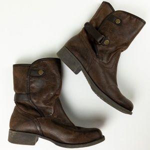 Baretraps Faux Leather Boots